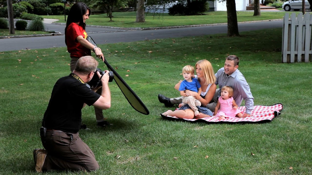 How you can Get ready for a household Photoshoot Outdoors