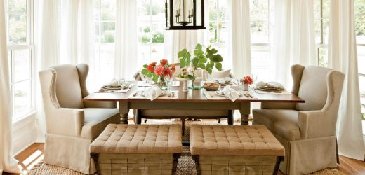 Classic style family room furniture