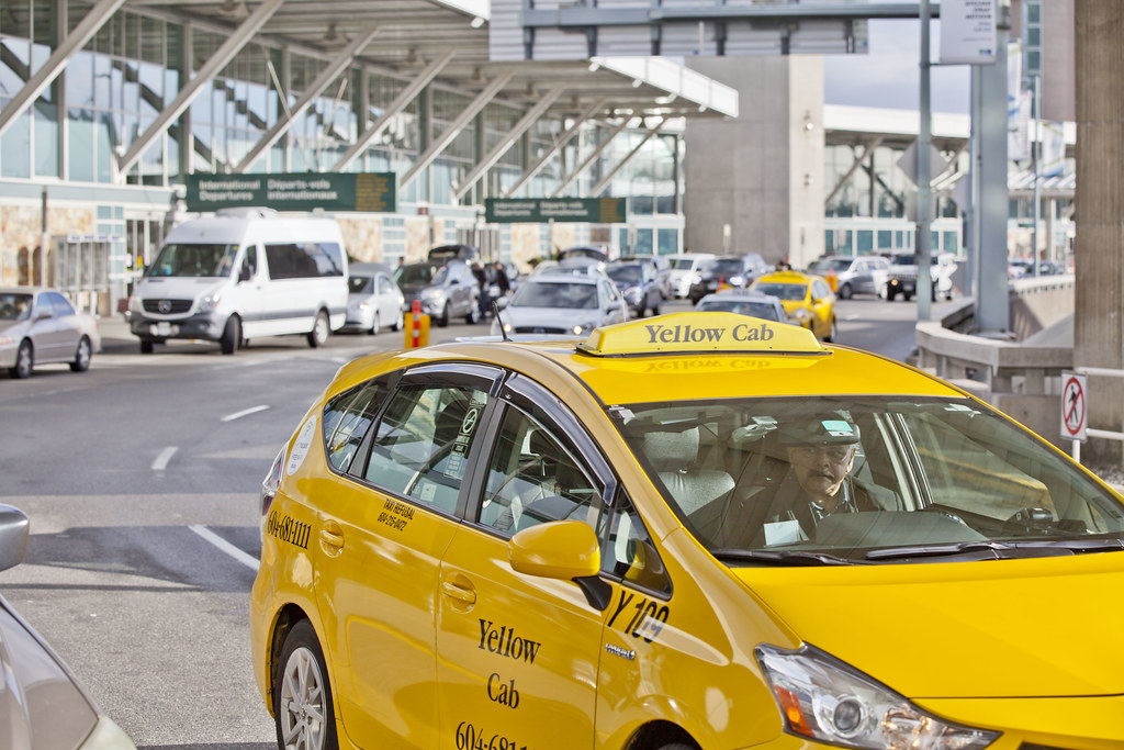 Where Can an Airport Taxi Take You?